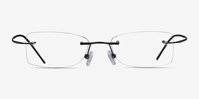 Black Giroux -  Designer Titanium Eyeglasses