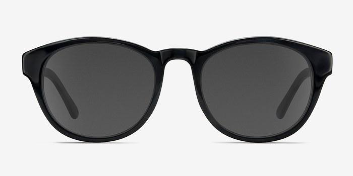 Black Coppola -  Plastic Sunglasses