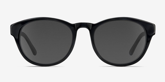 Black Coppola -  Vintage Plastic Sunglasses