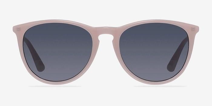 Light Pink Interlude -  Plastic Sunglasses