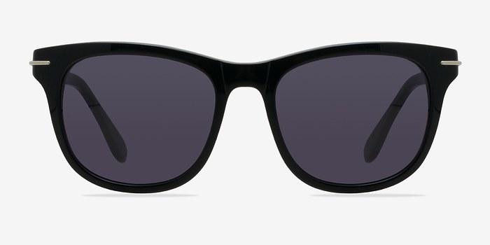 Black Palermo -  Acetate Sunglasses