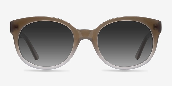 Brown Matilda -  Acetate Sunglasses