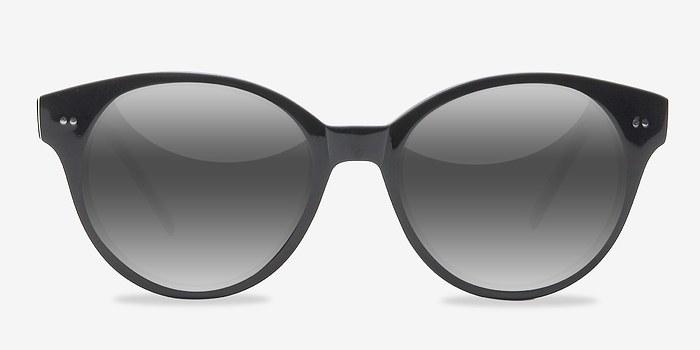 Black  Angie -  Acetate Sunglasses