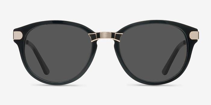 Black Wynwood -  Acetate Sunglasses