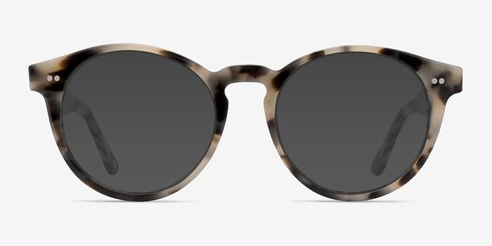 Ivory Tortoise Havana -  Vintage Acetate Sunglasses