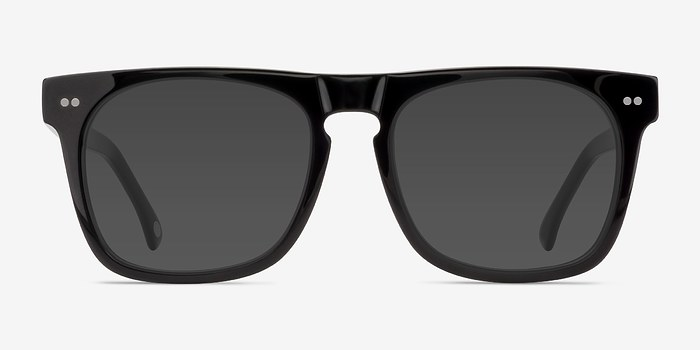 Black Miami -  Acetate Sunglasses