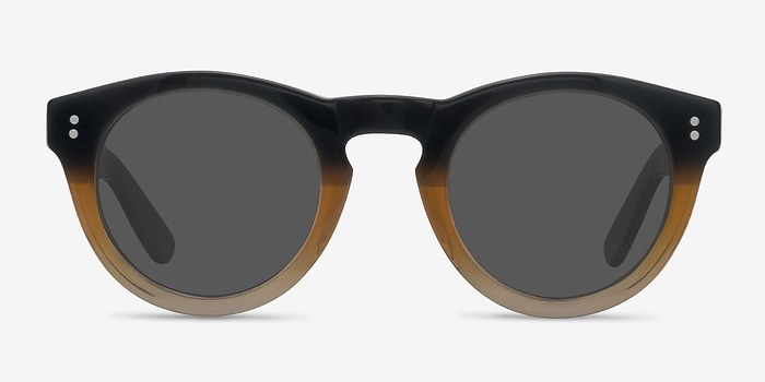 Gray Ibiza -  Acetate Sunglasses