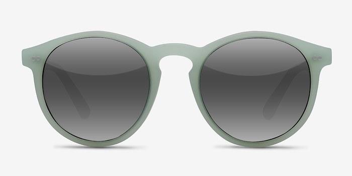 Light Green Decadent -  Acetate Sunglasses