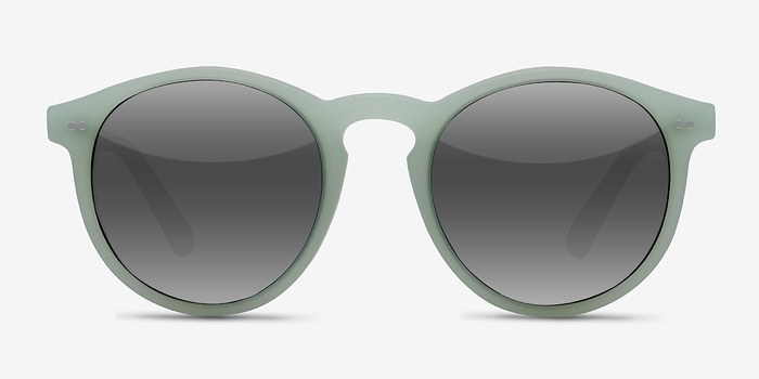 Light Green Decadent -  Acetate Sunglasses