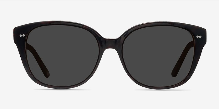 Dark Red  Lune Noire -  Acetate Sunglasses