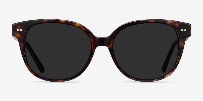 Tortoise  Lune Noire -  Acetate Sunglasses