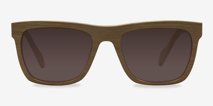 Yellow Virtual -  Acetate Sunglasses