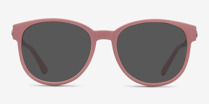 Matte Pink Terracotta -  Plastic Sunglasses
