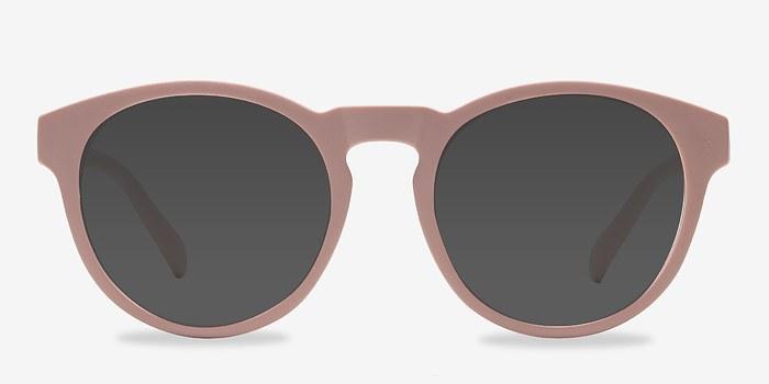 Matte Pink Taylor -  Plastic Sunglasses