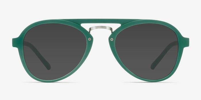 Green Chips -  Plastic Sunglasses