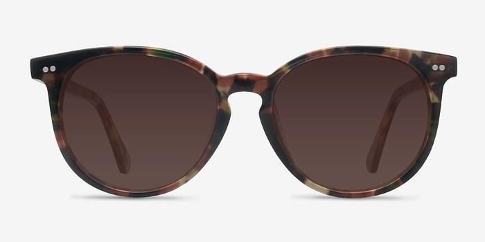 Floral Meraki -  Acetate Sunglasses