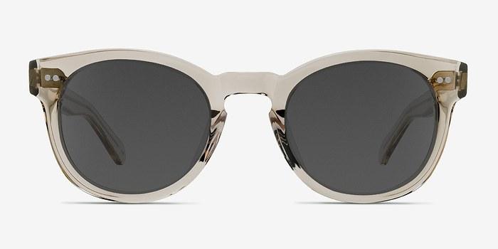 Champagne Horizon -  Acetate Sunglasses
