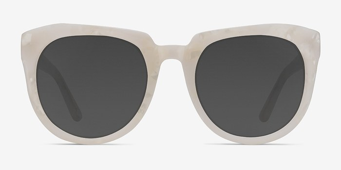 White Laohu -  Acetate Sunglasses