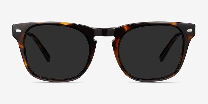 Tortoise Daikon -  Acetate Sunglasses