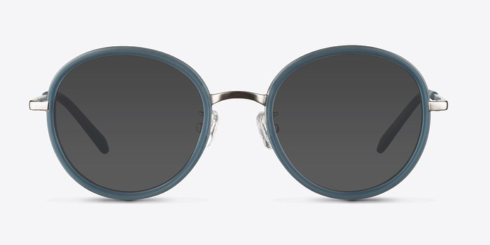 Blue Cactus -  Acetate Sunglasses