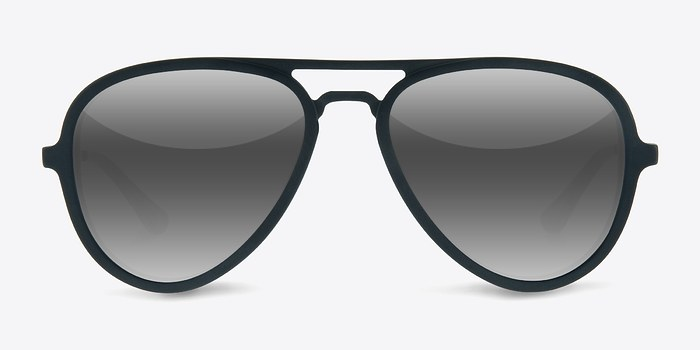 Matte Blue  Riot -  Acetate Sunglasses