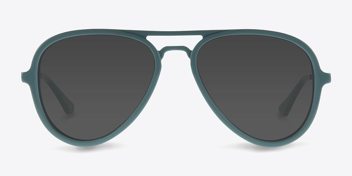 Light Blue  Riot -  Acetate Sunglasses