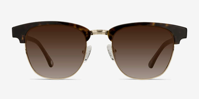 Tortoise Somebody New -  Acetate Sunglasses