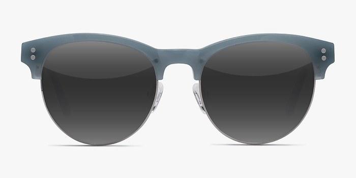 Light Blue College -  Acetate Sunglasses