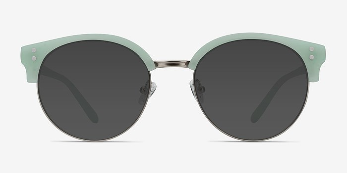 Mint Frost Samba -  Metal Sunglasses