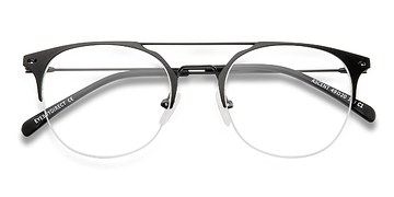 Black Ascent -  Metal Eyeglasses