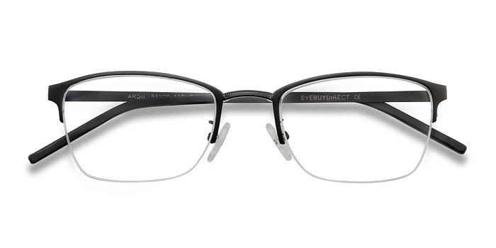 Black  Argil -  Metal Eyeglasses