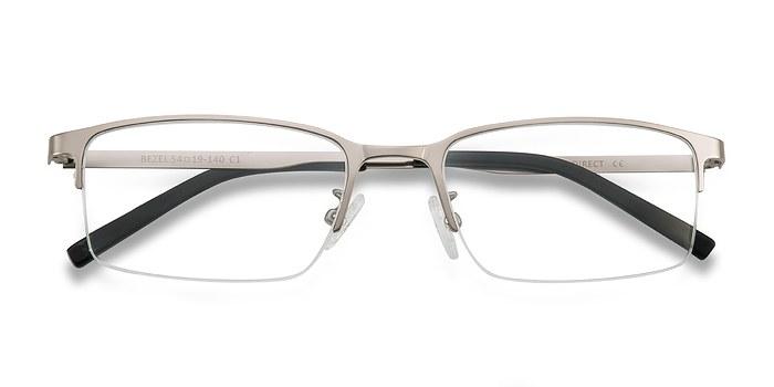 Gunmetal Bezel -  Metal Eyeglasses
