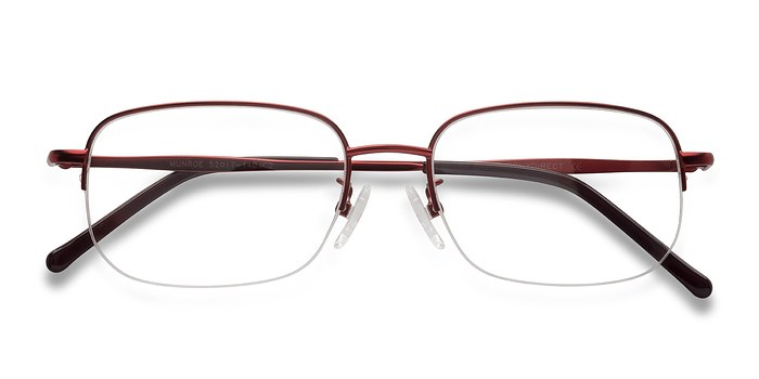 Red Munroe -  Metal Eyeglasses