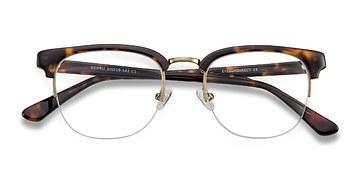 Tortoise Genbu -  Acetate Eyeglasses