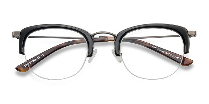 Black  Yongkang -  Acetate Eyeglasses