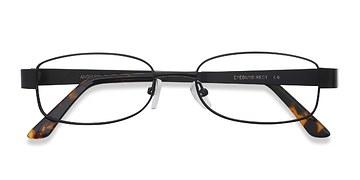Black  Angeline -  Classic Metal Eyeglasses