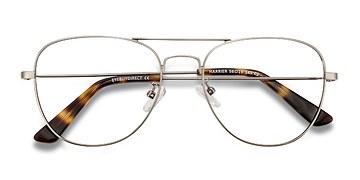 Gunmetal Harrier -  Metal Eyeglasses