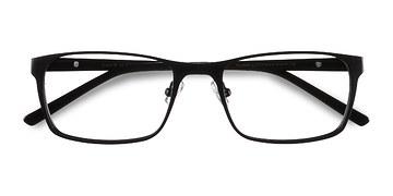 Black Dublin -  Classic Metal Eyeglasses