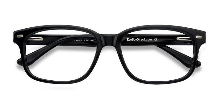 Black John -  Geek Acetate Eyeglasses