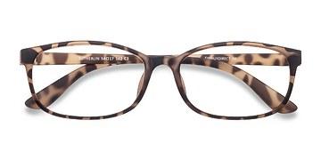 Tortoise Sutherlin -  Lightweight Plastic Eyeglasses