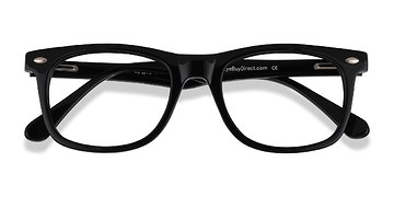 Black Sam -  Geek Acetate Eyeglasses