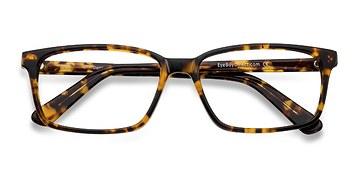 Brown/Tortoise Denny -  Acetate Eyeglasses