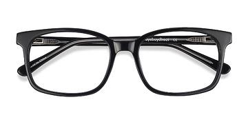 Black Claudia -  Fashion Acetate Eyeglasses