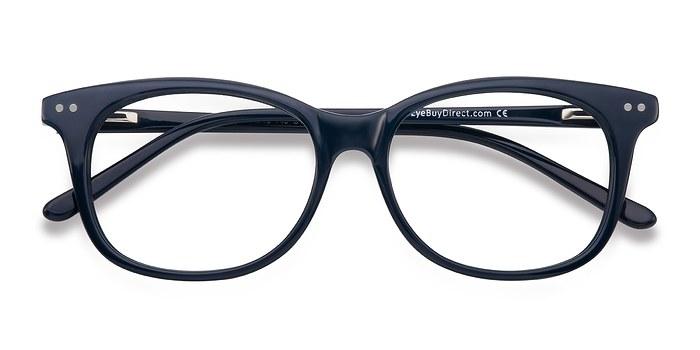 Navy Brittany -  Fashion Acetate Eyeglasses