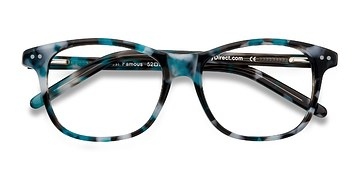 Nebular Blue Almost Famous -  Classic Acetate Eyeglasses