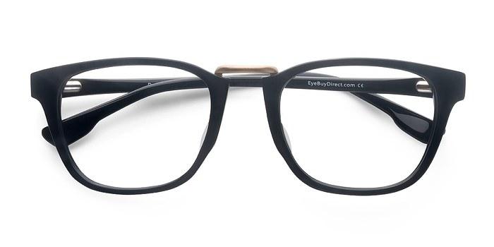 Black Dandy -  Fashion Acetate Eyeglasses