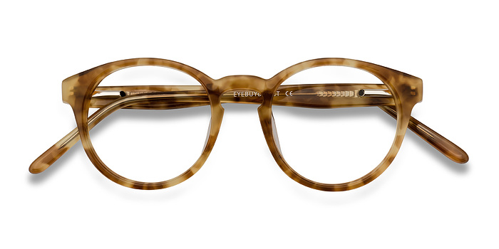 Tortoise Jade -  Fashion Acetate Eyeglasses