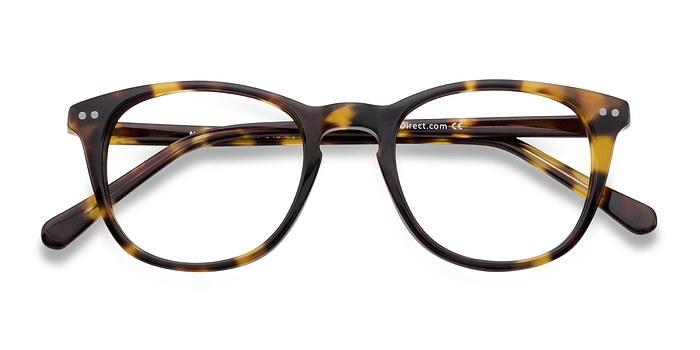 Tortoise New Day -  Geek Acetate Eyeglasses