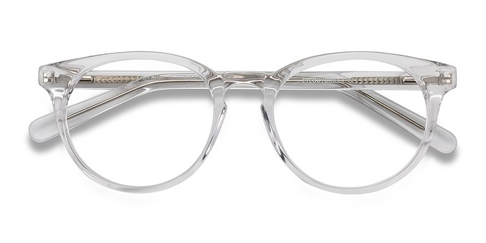clearwhite morning fashion acetate eyeglasses