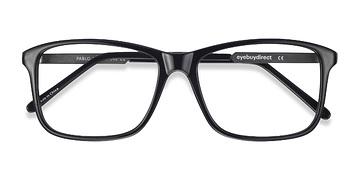 Black Pablo -  Plastic Eyeglasses